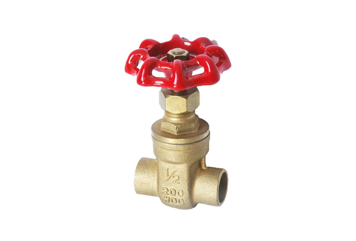Gate-Valve-Sweat